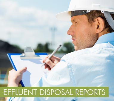Effluent Disposal Reports