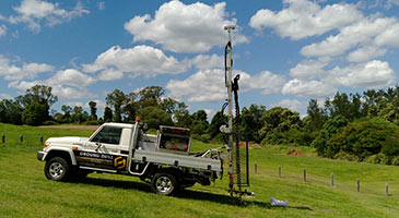 geotechnical drilling sunshine coast