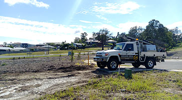 effluent disposal gympie
